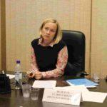 Бизнес-уполномоченный Ольга Горелова работает в Виноградовском районе
