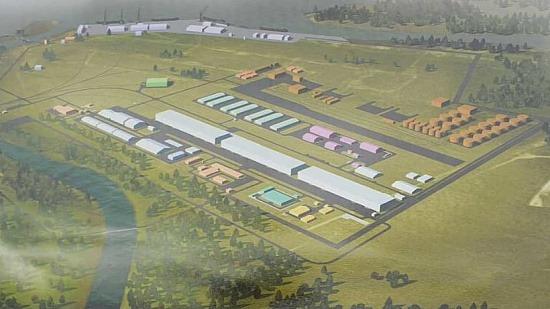 ПЛК «Архангельск»: основные работы должны быть выполнены к концу 2020 года