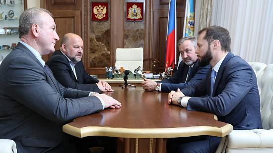 В столице Поморья обсудили развитие конкуренции в Архангельской области