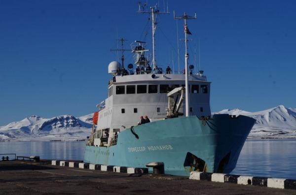 Спасатели «Русской Арктики»: судно «Профессор Молчанов» вернулось в Архангельск
