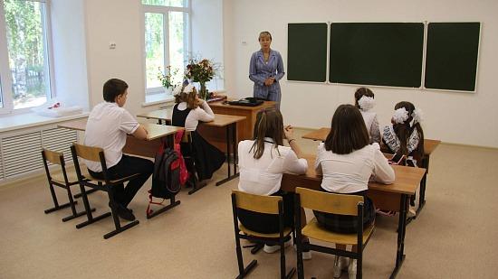 В Ленском районе капитально отремонтировали восемь школ и восемь детских садов.