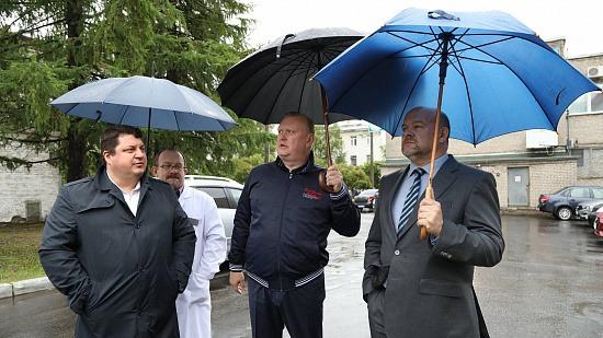 Систему оказания скорой медицинской помощи в Архангельске ждет реновация