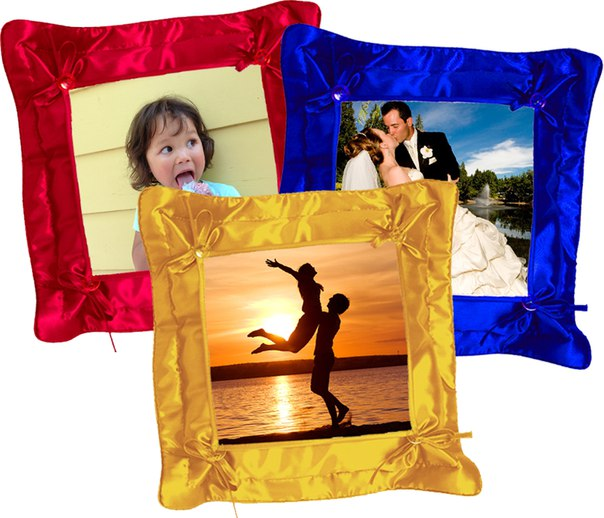 Подушка с фото на заказ – это очень красиво и необычно. И отличный подарок на любой случай жизни!.jpg