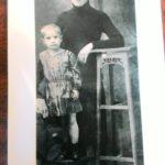 Маленькая Галя Абакумова