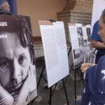 Выставка Абрамова в Ереване