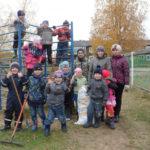 Участники Всероссийского субботника – ДЕТИ