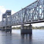 Движение по железнодорожному мосту в Архангельске закроют до конца года