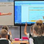 Нацпроект «Образование» в действии: новое интерактивное оборудование получили школы Поморья