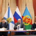 Губернатор области Игорь Орлов встретился с активом Няндомского района