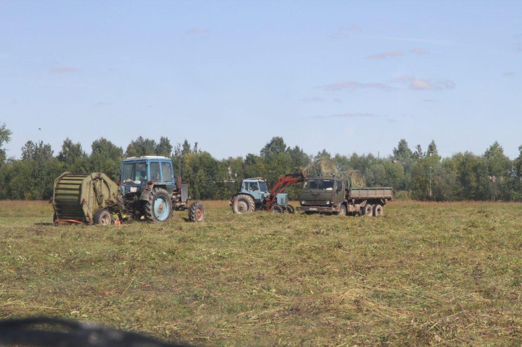 Правительство области предлагает компенсировать 40 % стоимости приобретаемой сельхозтехники