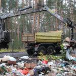 В Шенкурском районе ликвидируют несанкционированные свалки