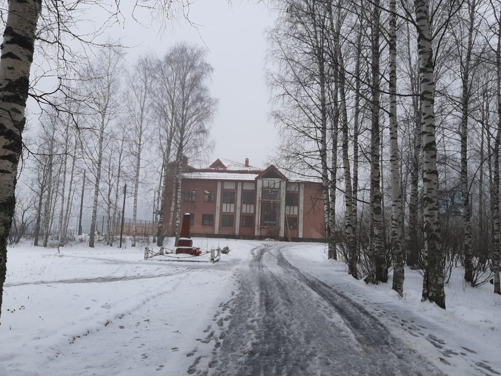 Гости из Устьян оценили обновленный культурно-досуговый Центр поселка Березник Виноградовского района