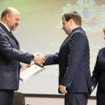 Наградили руководителей муниципалитетов и отметили лучшие муниципальные практики