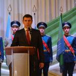 Состоялась церемония вступления в должность главы Плесецкого района Игоря Арсентьева