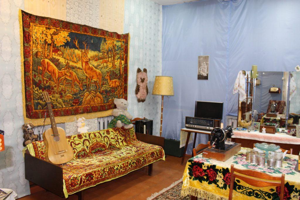 Сделано в СССР. В Виноградовском историческом музее открылась выставка, посвященная советской эпохе