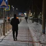 В Архангельской области почти три десятка километров региональных дорог обрели освещение в уходящем году