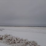 Северная Двина скована льдом