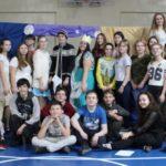 Слет школьных активистов Виноградовского района: лидером может быть каждый!