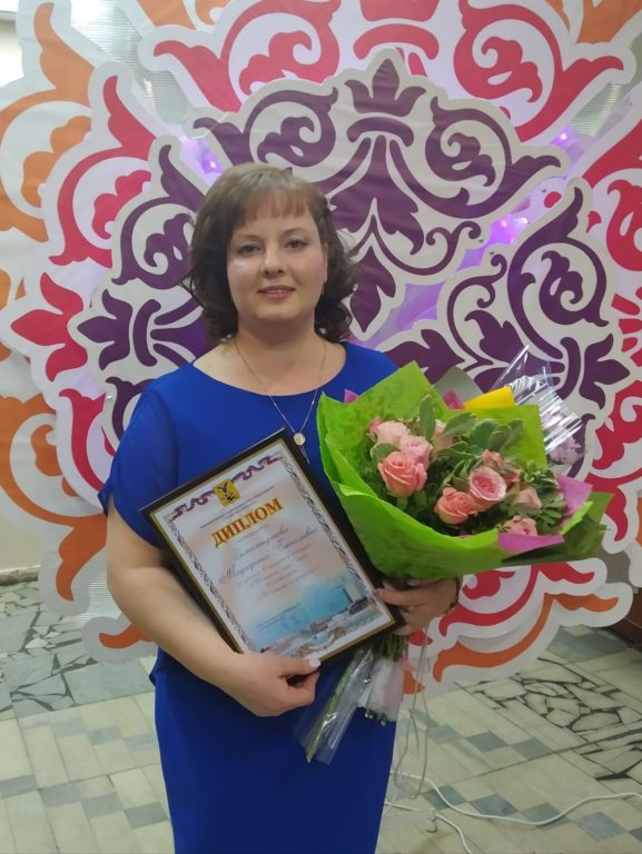 Маргарита Замалетдинова: «Победу посвящаю маме!»