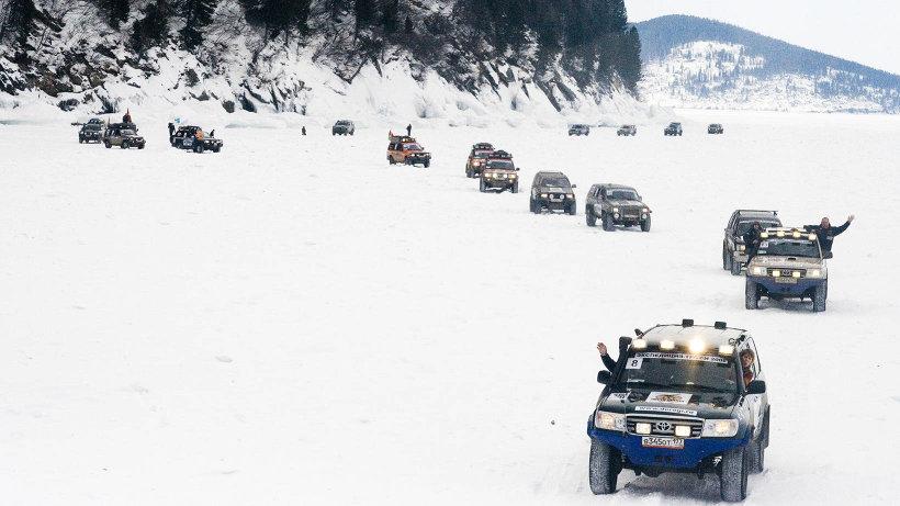 Из Мурманска – через всю Россию: 23 февраля стартует «Экспедиция-Трофи»