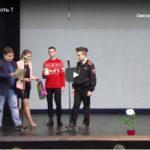 Эхо праздника. Чествование активных и творческих детей Виноградовского района