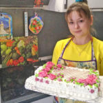 Сладкие шедевры березничанки Карины Ореховой