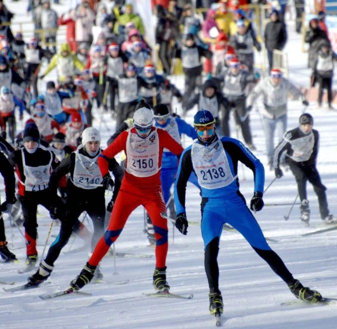 С 3 февраля в Архангельске стартует регистрация на «Лыжню России – 2020»