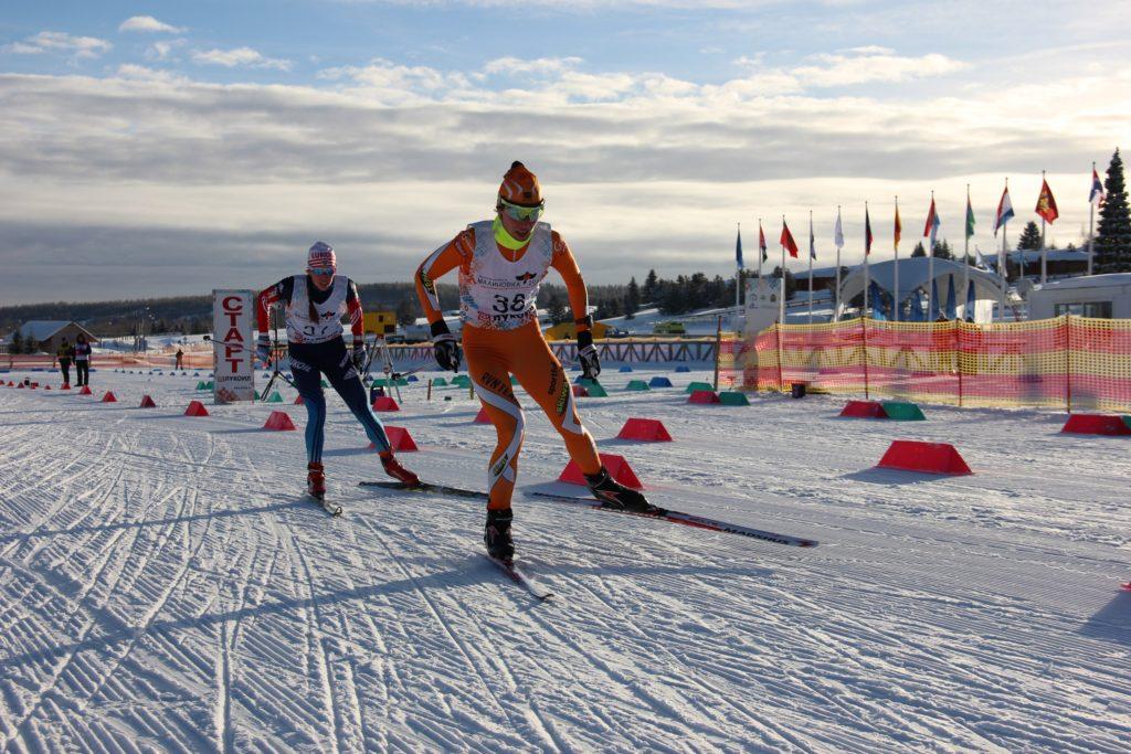 «Малиновка» примет лучших молодых лыжников Северо-Запада России
