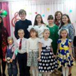 Музыканты поселка Березник Виноградовского района в ожидании гастролей