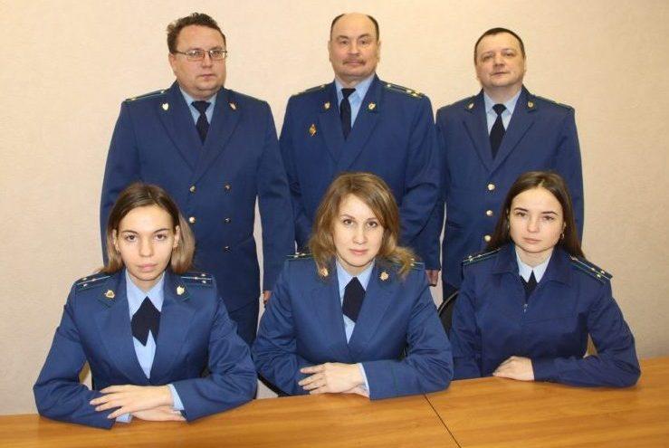 Поздравляем работников прокуратуры Виноградовского района с профессиональным праздником!