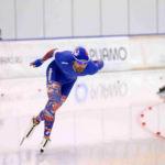 Архангельский конькобежец Александр Румянцев завоевал серебро на чемпионате Европы
