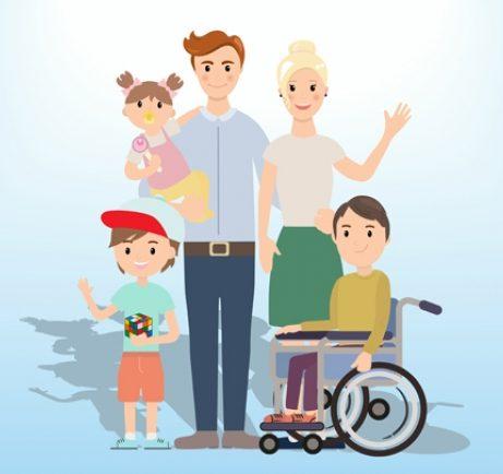 Новая мера соцподдержки: пособие по уходу за ребенком-инвалидом