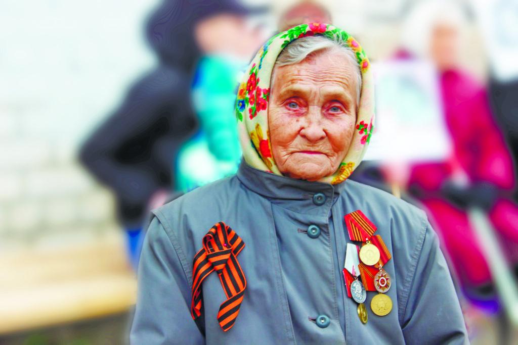 Секрет долголетия жительницы Виноградовского района Татьяны Бирюлиной