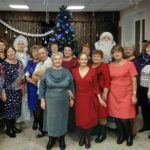 Новогодняя вечеринка березниковских ветеранов