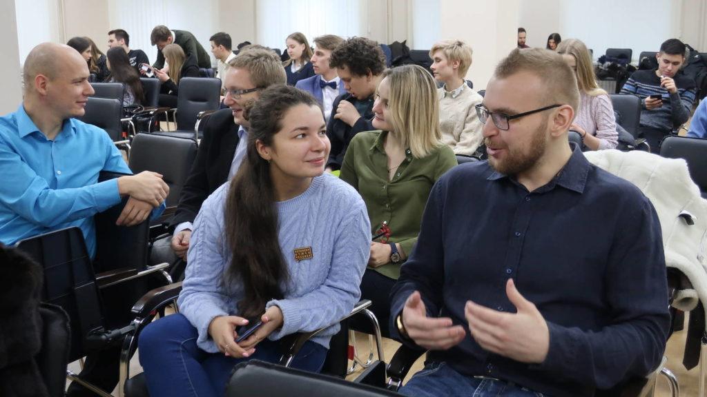 Молодые лидеры Поморья разрабатывают идеи для госпрограммы