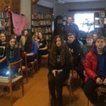 Школьники поселка Рочегда Виноградовского района чтят память героев войны