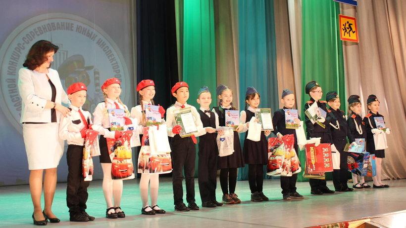 В Архангельске назвали победителей конкурса юных инспекторов дорожного движения «Безопасное колесо-2020»