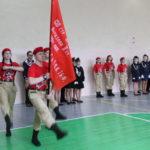 Районный смотр-конкурс почетных караулов прошел в Виноградовском районе