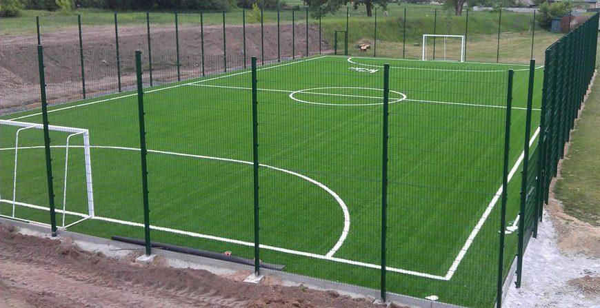 В поселке Хетово Виноградовского района появится поле для мини-футбола
