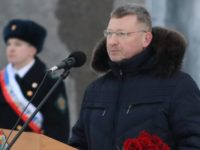 В Архангельске встретили «Эстафету Победы»
