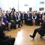Владимир Путин поддержал инициативу педагога из Северодвинска