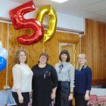 Виноградовский районный исторический музей отметил 50-летний юбилей!