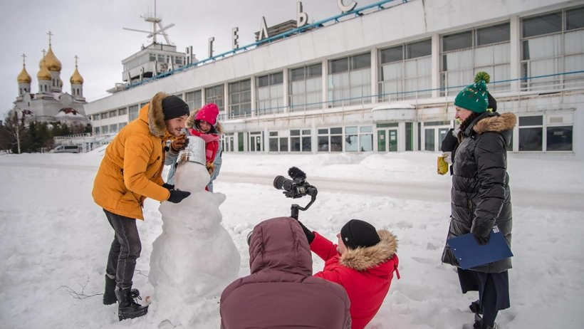 В Архангельской области прошли съемки нового развлекательного шоу о путешествиях
