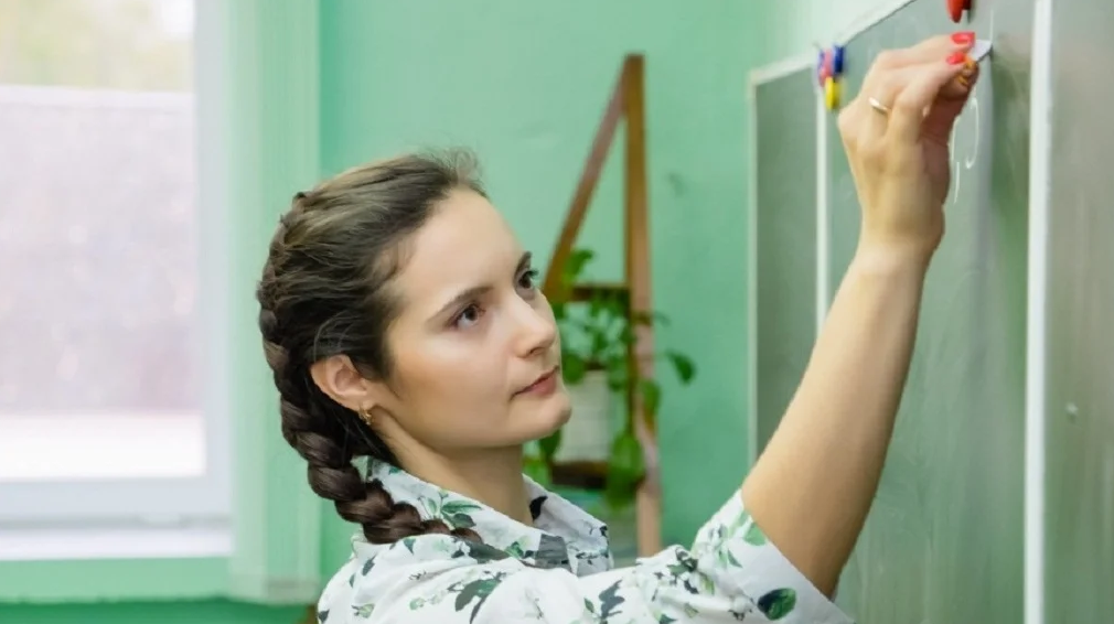 Педагоги из других регионов выбирают местом своей работы школы Поморья, в том числе Виноградовского района