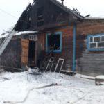В Архангельской области проводится проверка по факту гибели трех человек в результате пожара
