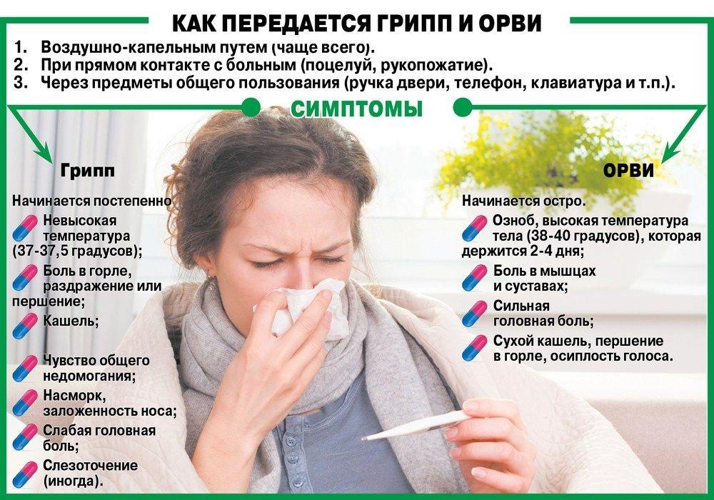 В Архангельской области превышен эпидемический порог по гриппу