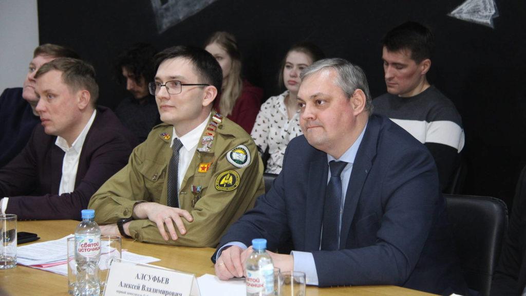 Региональный штаб студенческих отрядов наметил планы на новый трудовой семестр