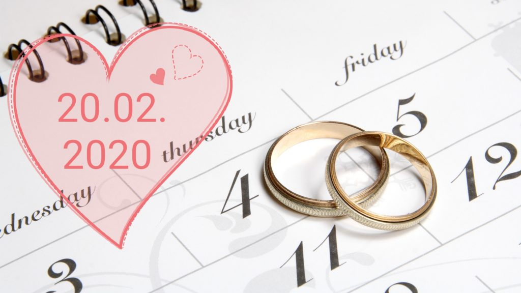 Сыграть свадьбу в «красивую» дату пожелала одна пара Виноградовского района
