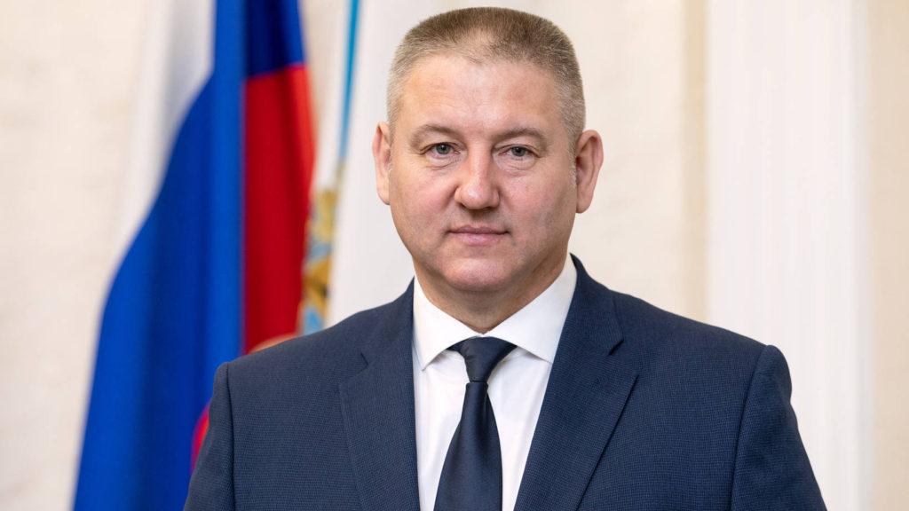 Олег Полухин назначен новым министром образования и науки Архангельской области