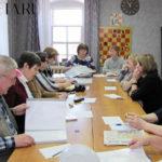 Виноградовский Совет ветеранов для обмена опытом выезжал в Шенкурск
